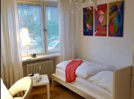 schönes Privatzimmer in Hamburg Winterhude, homestay in Hamburg