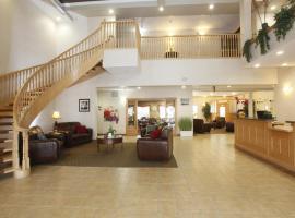 Stonebridge Hotel Dawson Creek, hotel em Dawson Creek