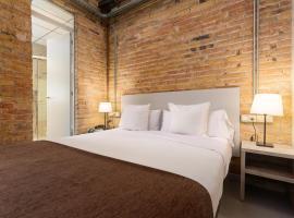 Apartamentos DV, hotel in Barcelona