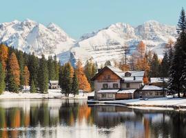 Rifugio Lago Nambino, vacation rental in Madonna di Campiglio