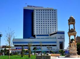 NEVALI HOTEL, отель рядом с аэропортом Sanliurfa Airport - SFQ в Шанлыурфе
