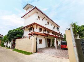 Ryan Residence & Restaurant, hotel en Negombo