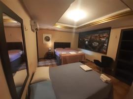 Hotel Nacional, отель в городе Собрал