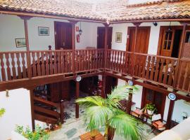 Casa Rural Los Helechos, apartamento en Agulo