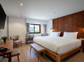 P2 Wood Loft, отель в городе Пхипхи