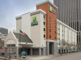 Holiday Inn Express New Orleans Downtown, hotel near Treasure Chest Casino, New Orleans