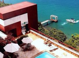 Sol Privativo Victoria Marina Lofts, hotel in Salvador
