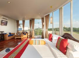 My Hotel Myanmar, hotel in Yangon