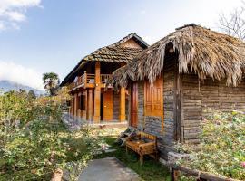 Rose farm homestay, hotel in Lao Cai
