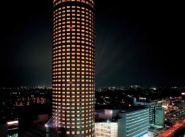 Shin Yokohama Prince Hotel, hotel in Yokohama