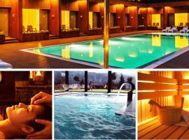 Agrinho Suites & Spa Gerês, hotel em Valdosende