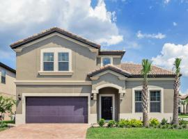 8 Bedroom, 6 Bathroom Upscale Villa Near All The Fun in Kissimmee, vacation rental in Kissimmee