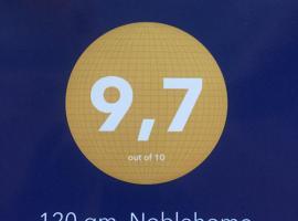 120 qm. Noblehome, Hotel in der Nähe von: U-Bahnhof Lorenzkirche, Fürth