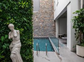 Art Suites Korai, hotel in Athens