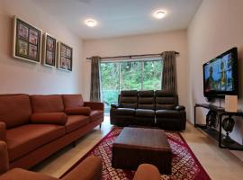 The Quintet Tanah Rata Hill View Homestay by Ada Guesthouse, guest house in Tanah Rata