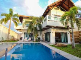 Resona Pool Villa by Aonanta Group, villa in Ao Nang Beach