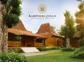 Kampoeng Joglo Boutique Hotel, hotel di Yogyakarta