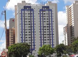 Conforto e Limpeza em BSB, family hotel in Águas Claras