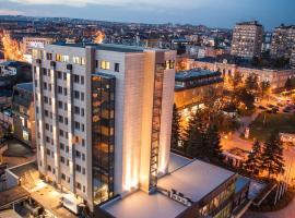 Hotel Kragujevac, hotel en Kragujevac