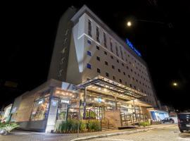Ibis Budget Blumenau, accessible hotel in Blumenau