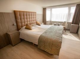 Hotel Atlanta Knokke, hotel in Knokke-Heist
