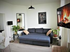 Modern flat toplocation with cityview, hotel near Meir, Antwerp
