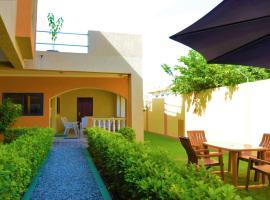 Villa Beach Avepozo Lome, villa in Lomé