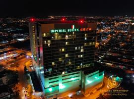 Serviced Apartment @ Imperial Suites Kuching, hotel near Kuching Airport - KCH,