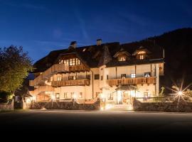 Hotel Edelhof, hotel in Tarvisio
