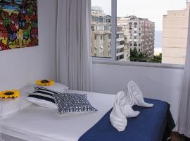 Apartamento de Férias Copacabana Rio de Janeiro, hotel near Post 3 - Copacabana, Rio de Janeiro