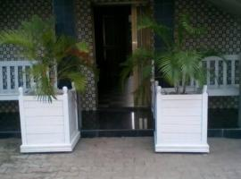 CITY HOUSE LOME, hotel in Lomé