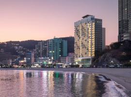 Best Western Plus Busan Songdo, hotel in Busan