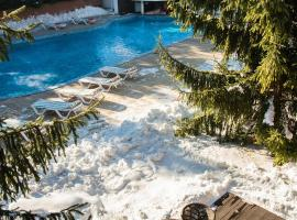 Beis Spa Hotel Resort, hotel v destinaci Almaty