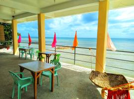 Ocean View Lodging House, hotel in Oslob