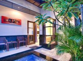 Black Penny Villas, hotel in Gili Trawangan
