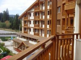 Apartments in Hotel Iceberg, hotel in Borovets