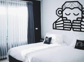 Blu Monkey Phi Phi Island, hotell sihtkohas Phi Phi Doni saar