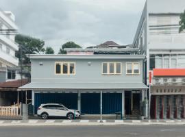 OYO 2244 Wisma Game, hotel di Ambon