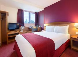 Waterloo Hub Hotel and Suites, hotel near Waterloo Station, London