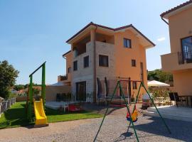 Villa Branka, room in Šilo