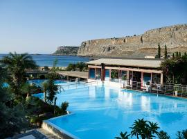 Aquagrand Exclusive Deluxe Resort Lindos - Adults only, ξενοδοχείο στη Λίνδο