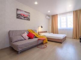Сеть апартаментов Живи в комфорте _Парк Галицкого, апартаменты/квартира в Краснодаре