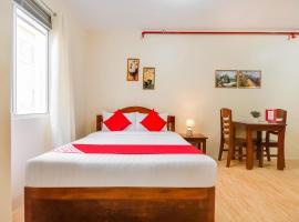 OYO 493 Bria Mactan, отель в Мактане