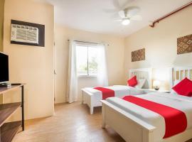 OYO 493 Bria Mactan, hotel near Mactan Cebu International Airport - CEB, Mactan