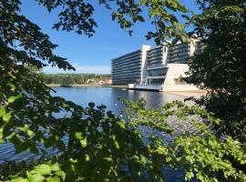 Apartment Ormille-sur-Mer, Hotel in der Nähe von: Bahnhof Duinbergen, Knokke-Heist