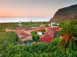 Hotel Hacienda de Abajo-Adults Only, hotel en Tazacorte