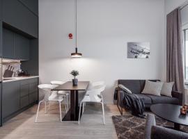 Forenom Aparthotel Stockholm Arlanda, apartment in Arlanda