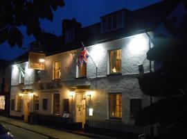The Globe Inn, hotel near Ashbury Golf Club, Chagford