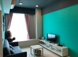 Victoria Homestay@Sutera Avenue, budget hotel in Kota Kinabalu