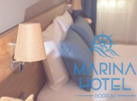 Marina Hotel Bodrum, hotel in Bodrum City Center, Bodrum City